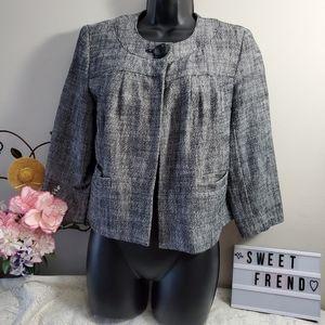 Style & Co Petite Outerwear Blazer